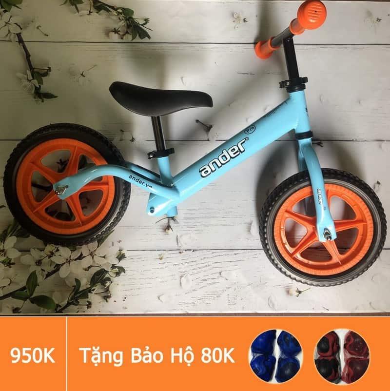 xe thăng bằng ander pro bánh cam